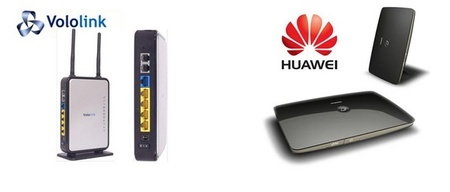 Movistar routers