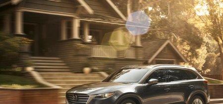 Tiempo de actualizaciones, Mazda CX-9 con mejor conectividad y más equipamiento de serie