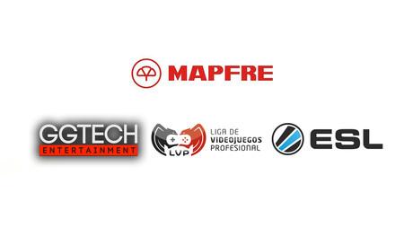 """Mapfre colaborará con LVP, ESL y GGTech en un """"hito sin precedentes"""" en los deportes electrónicos en España"""