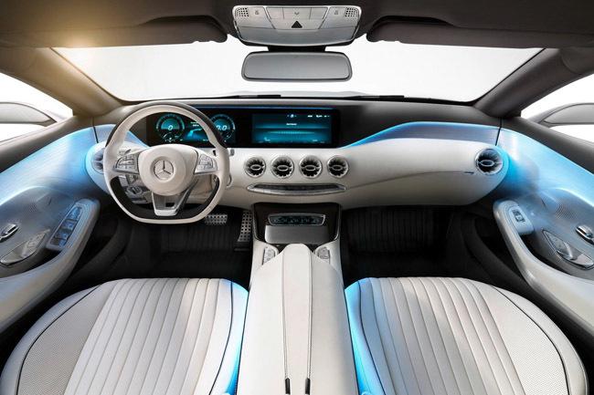 Foto de Mercedes-Benz Clase S Coupe (6/7)