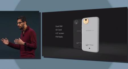 Android One, smartphone por menos de 100 dólares