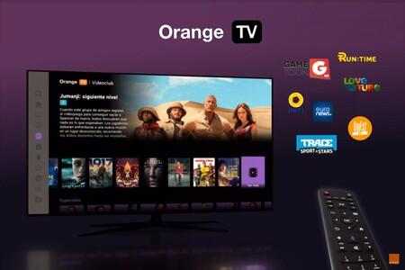 Orange completa su oferta de TV con nuevos canales de cine, series, documentales, deportes y estilo de vida