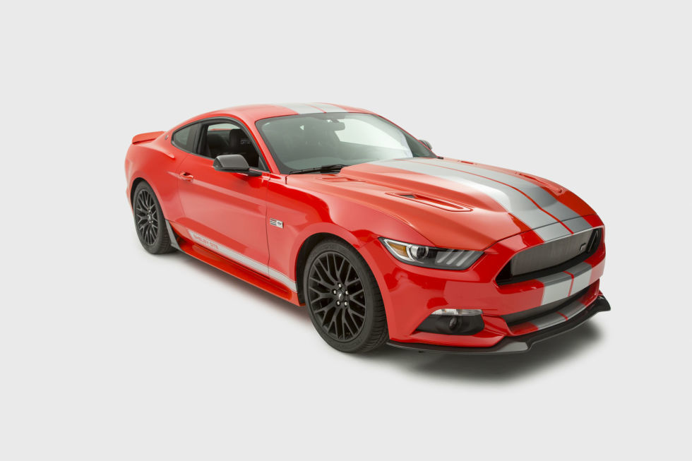 Foto de Ford Mustang Shelby GTE 2017 (1/13)