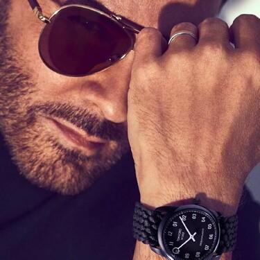 Hecho con plástico del océano, el nuevo reloj de Tom Ford redefine el lujo amigable con el ambiente