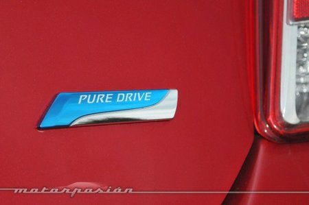 Nissan Micra CVT Pure Drive