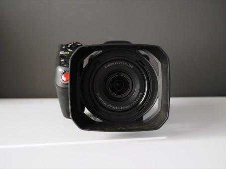 Análisis Canon XC10: una cámara de vídeo profesional en terreno de nadie