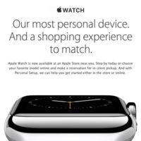 Es oficial, el Apple Watch finalmente se puede comprar de forma física en las Apple Stores