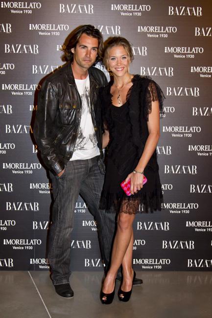 Foto de Famosos en la fiesta segundo aniversario Harper's Bazaar (23/24)