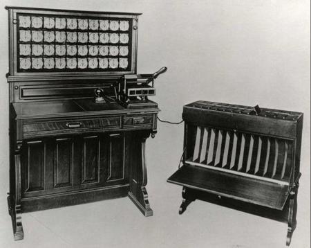 Hollerith 1890 D