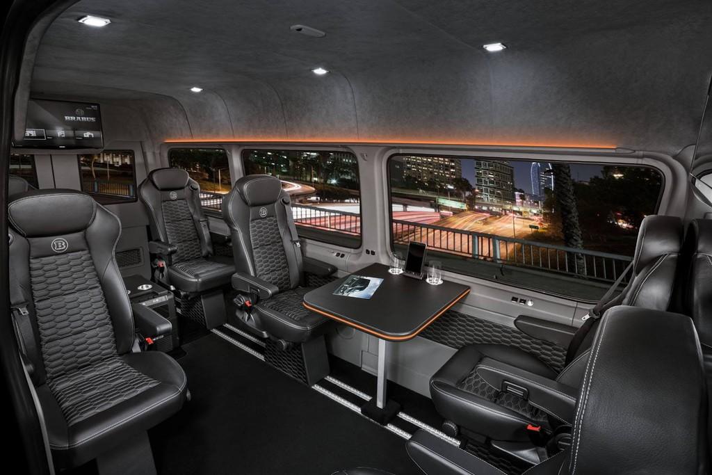 Brabus Conference Lounge Sprinter