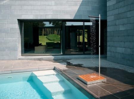 Cascade - ducha de jardín minimalista 2