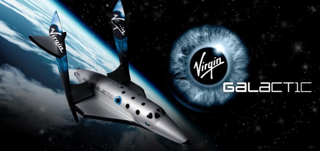 Virgin Galactic Space Travel
