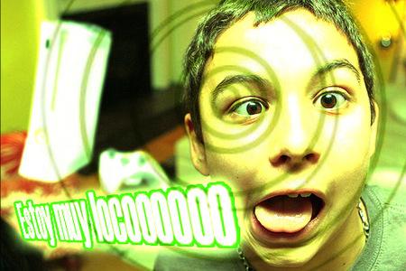 El niño que enloquece al recibir una Xbox 360. Te podría pasar a ti...