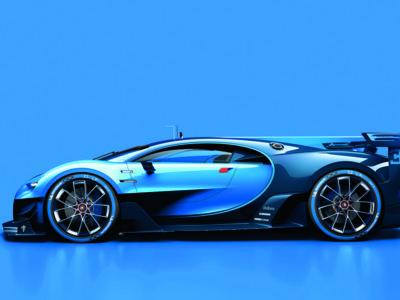 Bugatti Vision Gran Turismo, o cómo convertir un coche de PlayStation en una realidad