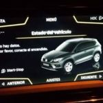 El SUV de SEAT, filtrado desde su propio sistema de infotentrenimiento