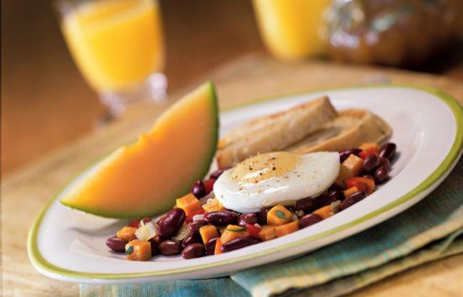 Controla las porciones de alimentos para una dieta equilibrada
