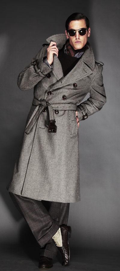 Foto de Tom Ford, colección masculina para el Otoño-Invierno 2011/2012 (38/44)