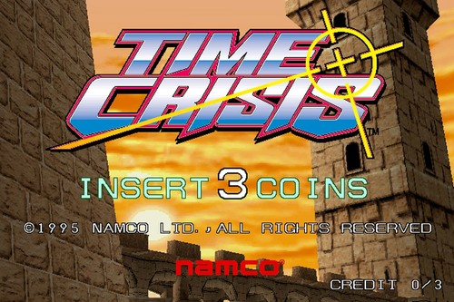 Retroanálisis de Time Crisis, el juego de acción total de Namco en pleno 1995