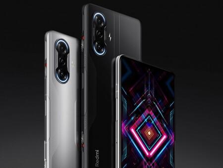 Xiaomi Redmi K40 Gaming Edition Oficial Pantalla Diseno