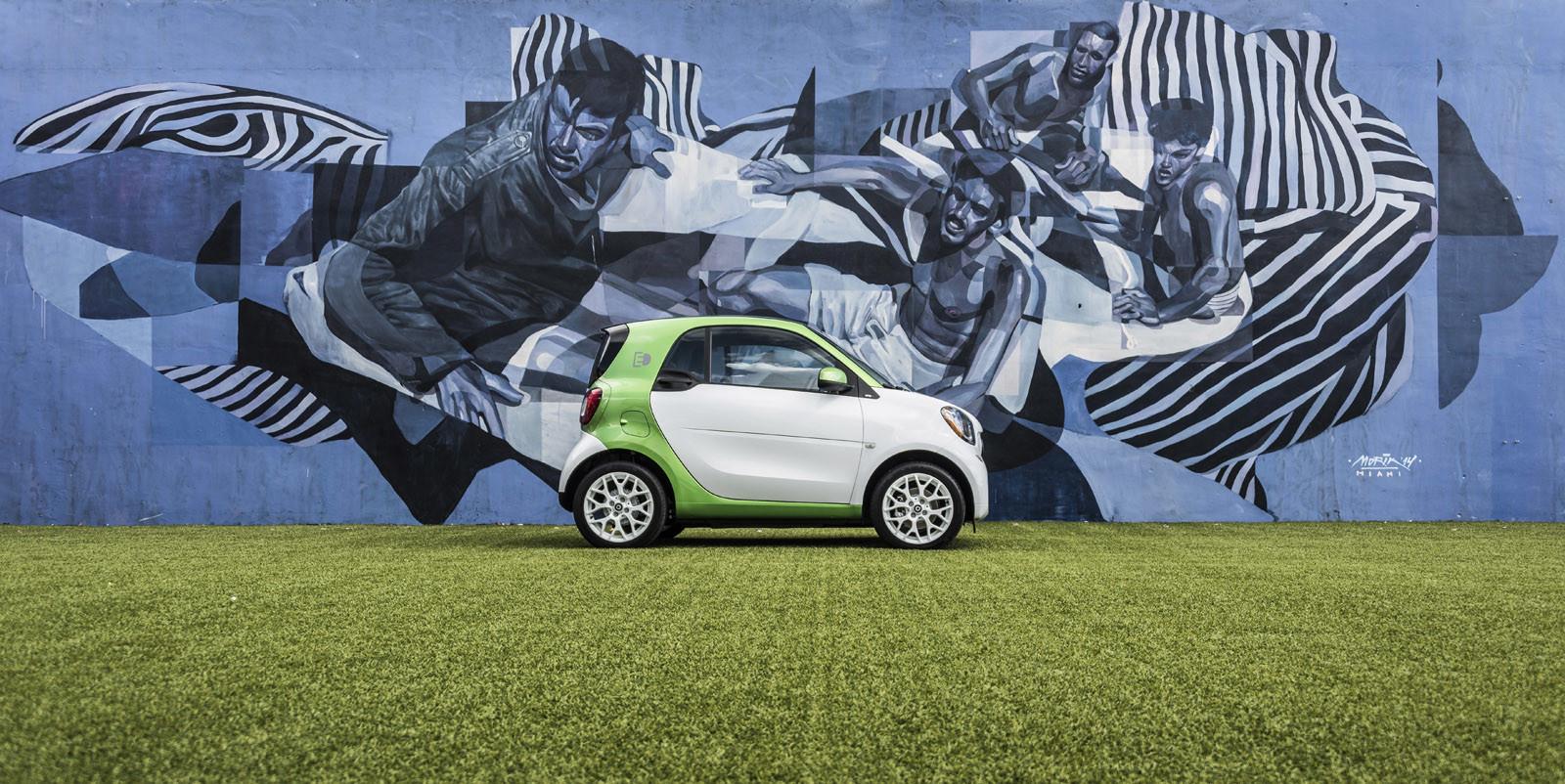 Foto de smart fortwo Electric Drive, toma de contacto (119/313)