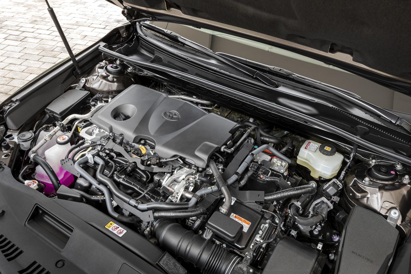 Foto de Toyota Camry 2020 (presentación) (75/75)