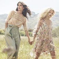 ¡Bienvenida primavera! El estilo romántico invade la nueva campaña de H&M (Y nos encanta)