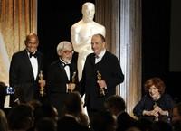 Belafonte, Miyazaki, Carrière y O'Hara, homenajeados con un Oscar