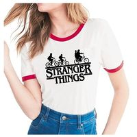 Si te gusta Stranger Things tienes camisetas desde 5,64 euros en Amazon muy chulas