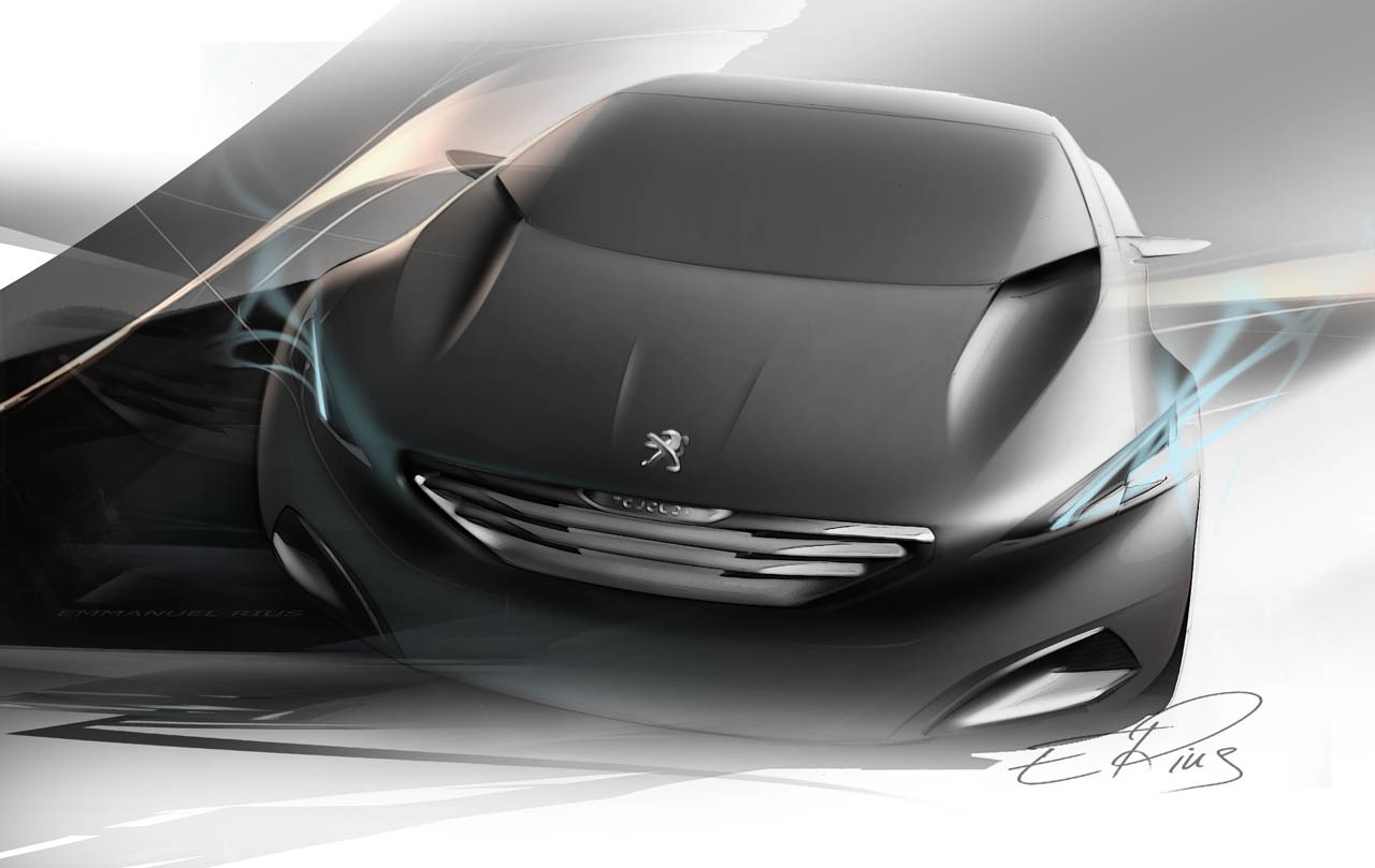 Foto de Peugeot HX1 Metamorphosis (8/17)