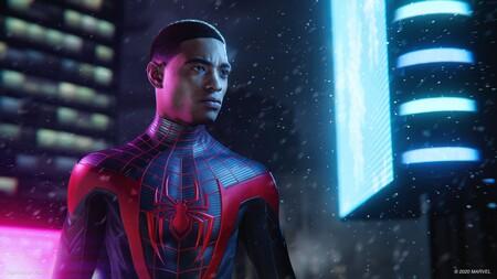 Marvel's Spider-Man: Miles Morales añade un parche que incluye un modo que permite el uso de raytracing mientras mantiene los 60FPS