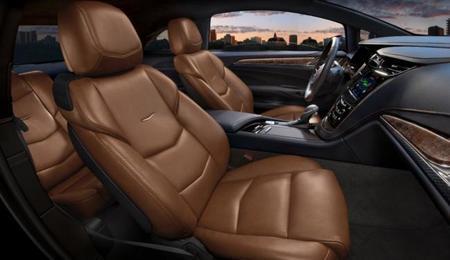 Interior Cadillac ELR