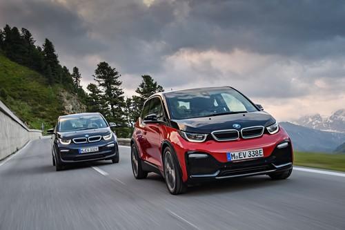 El BMW i3 estrena facelift y también una versión picante, el i3S