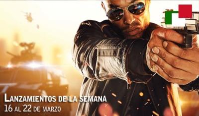 Lanzamientos de la semana en México del 16 al 22 de marzo