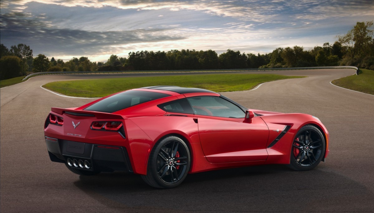 Foto de 2014 Chevrolet Corvette Stingray (18/43)