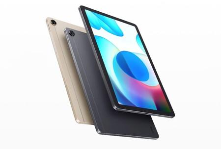 Realme Pad: la primera tablet de Realme y su estilizado perfil de aluminio llegará a España junto a su primer portátil