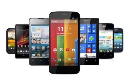 Los móviles baratos ganan terreno en Estados Unidos