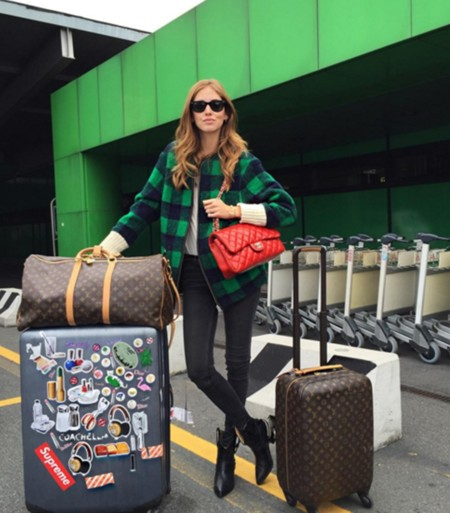 7 Travel Essentials For Your Next Weekend Getaway Chiara Ferragni E1445451572388 Copia