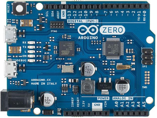 Arduino zero el nuevo juguetito con cortex m