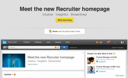 LinkedIn presenta el nuevo Recruiter