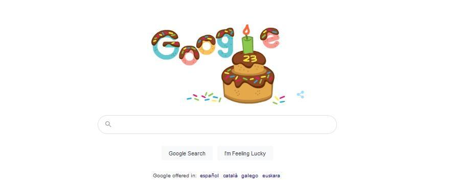 Del vestido de Jennifer López en Images a la mayor multa de la historia:  23 curiosidades de la historia de Google en su cumpleaños