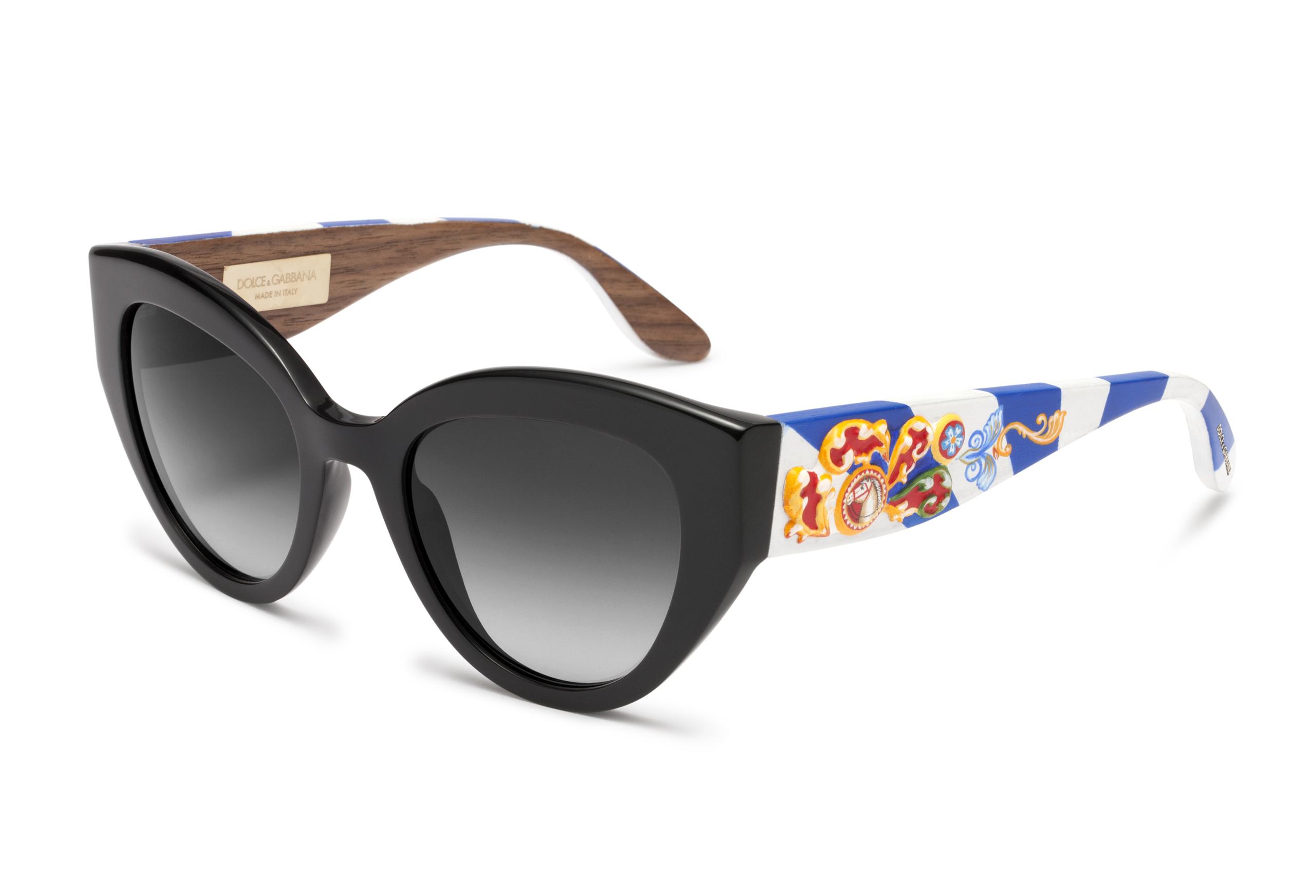 Foto de Gafas de sol Dolce Gabbana Sicilian Carretto (6/12)
