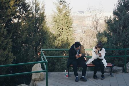 """¿Quieres ligar más? Sé un buen ciudadano: el """"crédito social"""" chino llega a las apps de pareja"""
