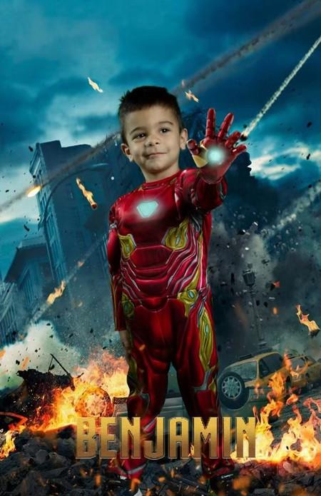 Ninos Superheroes 9