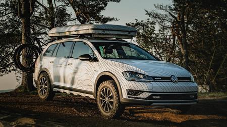 Volkswagen Golf Alltrack SOWO