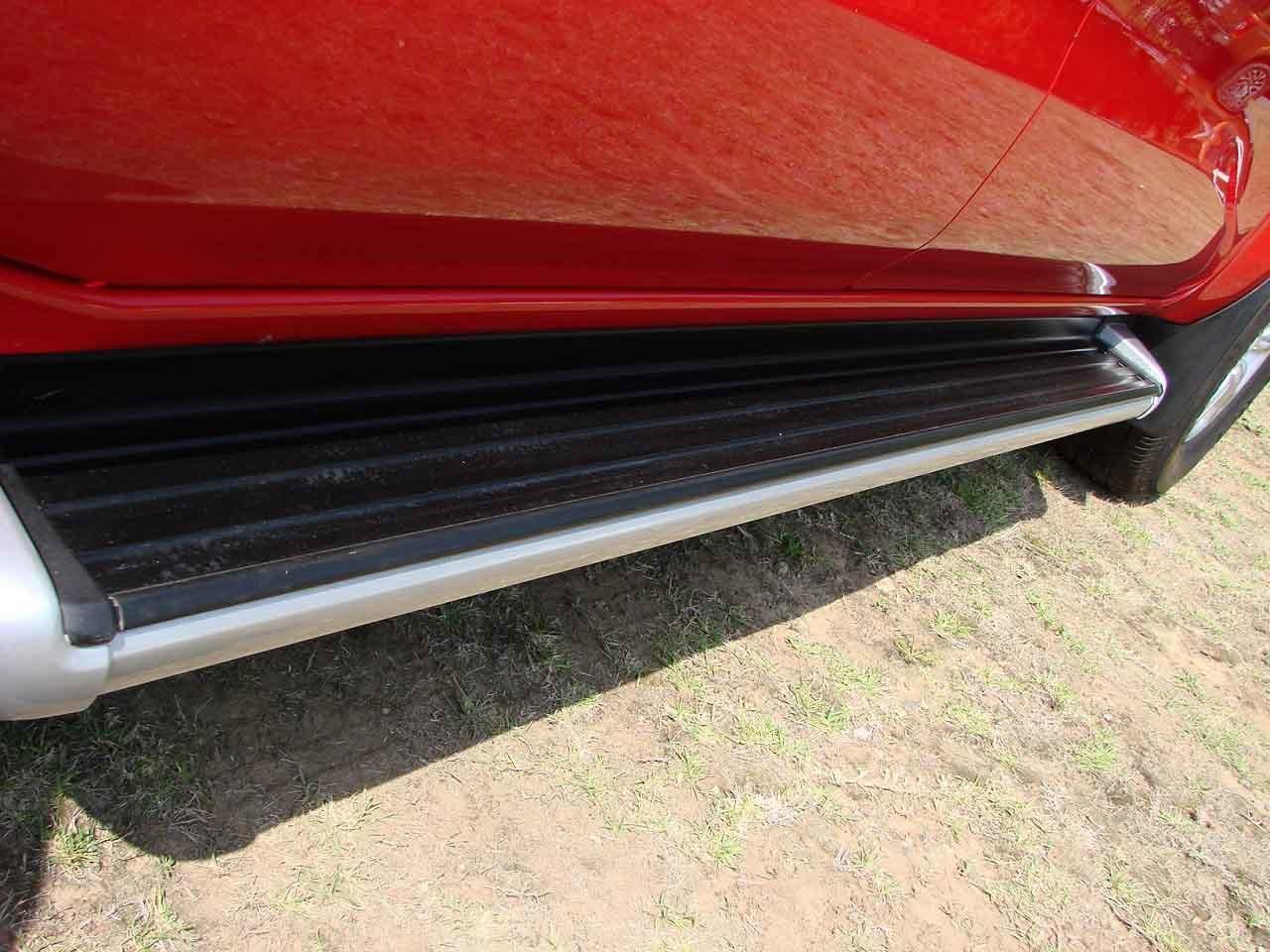 Foto de Nissan NP300 Frontier Diésel 4x4 prueba México (20/31)