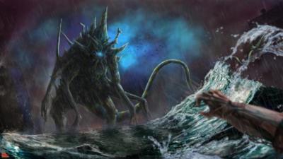 Lovecraft lo sabía: el horror está ahí fuera
