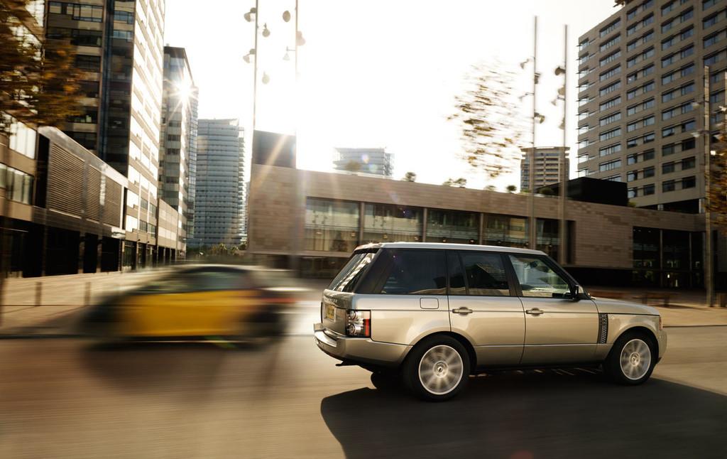 Foto de Range Rover 2010 (1/9)