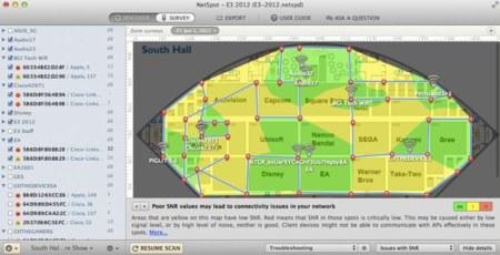 Netspot Pro, versión profesional para auditar redes Wi-Fi: A Fondo