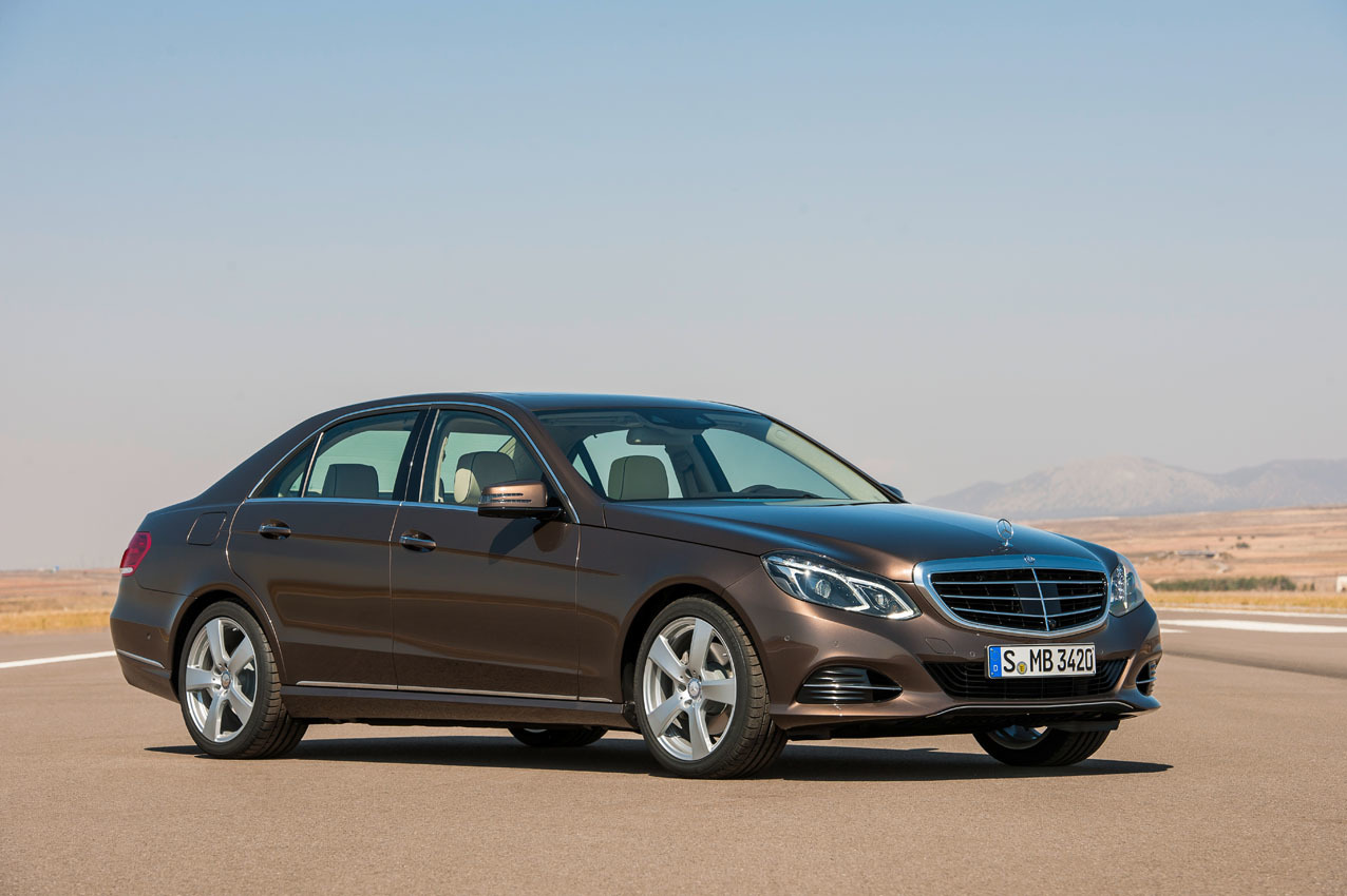 Foto de Mercedes-Benz Clase E 2013 (13/61)