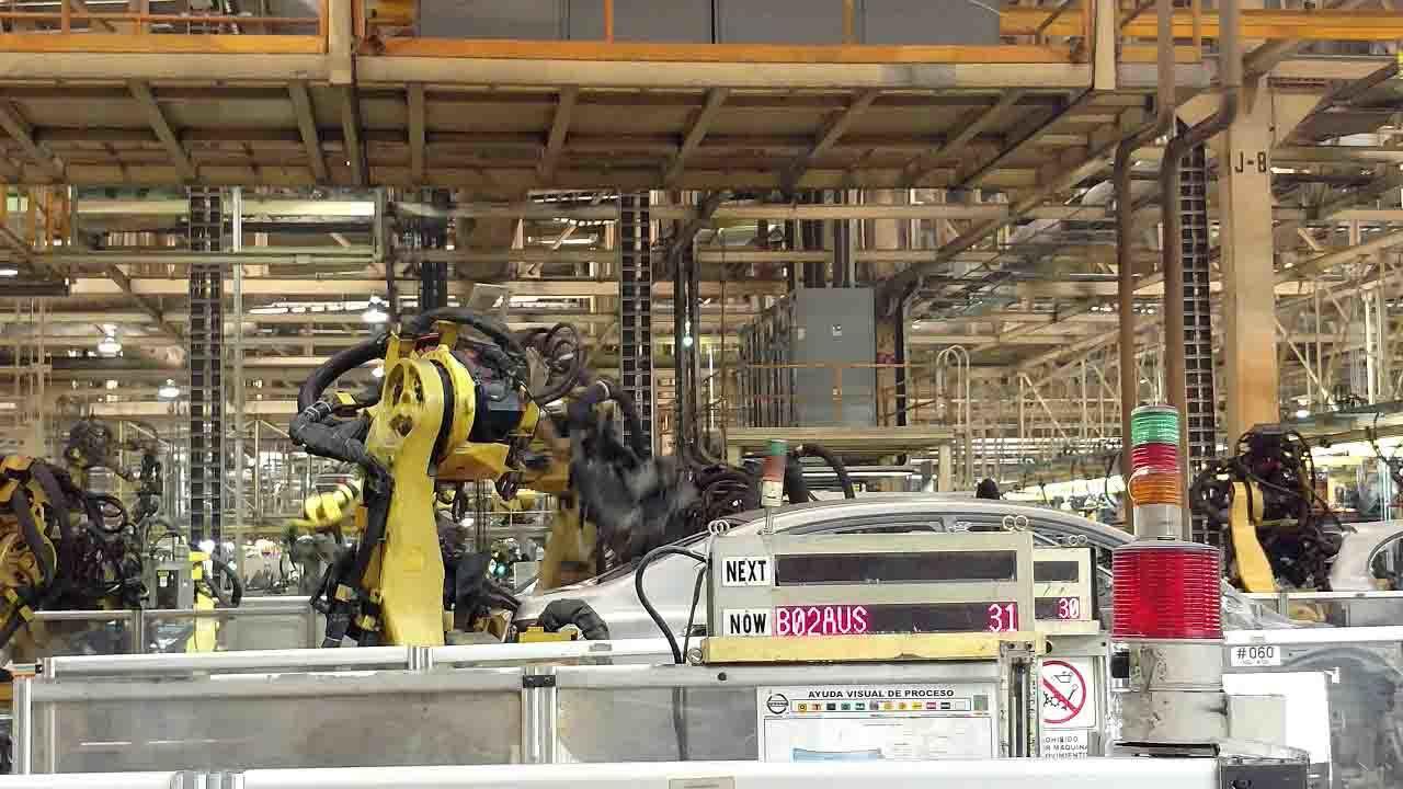 Foto de Planta Nissan de Aguascalientes (11/12)